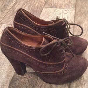 Miz Mooz size 6 shoes